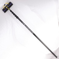 Quality 15m 3k carbon fiber telescopic water fed window cleaning pole for sale