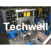 Quality Downpipe Roll Forming Machine for Rainwater Downpipe, Rainspout, Water Pipe, Drainpipe for sale
