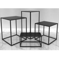 Buy cheap Fashion Garment Display Stands For Shopping Mall / Shop Display Tables from wholesalers