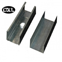Quality Building Material Galvanized Stainless Steel Light Drywall Metal Stud for sale