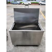 Quality Pizza Pans Stainless Steel Industrial Tanks Kitchen Utensils Exhaust Cleaning for sale