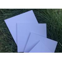 Quality Moisture Proof White PVC Crust Foam Board Wear Resistance For Cabinet Panels for sale