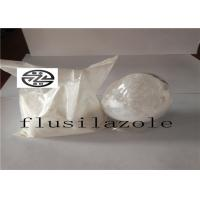 Quality Organosilicon Flusilazole Fungicide 95% TC / C16H15F2N3Si White Solid for sale