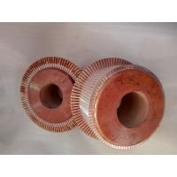 Quality Industrial Commutator , 77 Segment Commutator For DC Traction Motor XQ-5-6B for sale