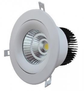 12W COB LED Down light  Beam Angle 120 degree anenerge Diameter160*Height80mm,Cut hole 145-155mm