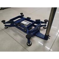 Quality 45 X 60cm 500kg Bench Weighing Scale Carbon Steel For Workshop / Warehouse for sale