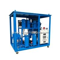 Quality Professional Oil Cleaning machine, Used lube oil purifier equipment, dehydration, impurity elimination, color viscosity for sale