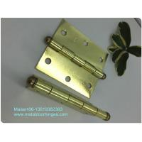 Quality Heavy Duty Ball Tip Hinges , Loose Pin Hinges Light Weight Customized Size for sale