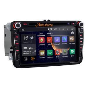Quality Andriod 4.4 Dual Headrest DVD Players , Car Radio GPS Navigator for sale
