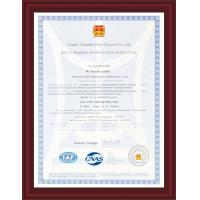 HONGKONG   INFINI   CO.,LTD Certifications