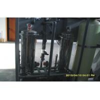 Small Salt Water Treatment Equipment 100L/D , Water Desalination Plants