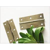 Quality Nickel Polished Heavy Duty Continuous Hinge  Strong Courraged Box Packing for sale