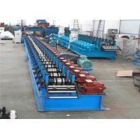 Quality High Speed C Channel Roll Forming Machine 35KW Galvanized Steel Passive Decoiler for sale
