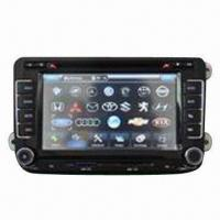 Quality 7-inch Double Din Car DVD Player for VW for sale