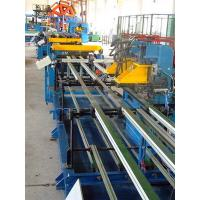 China U-bending Freezer / Refrigerator Assembly Line Automatic Roll Forming Lines on sale