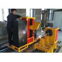 Buy Hypertherm CNC Pipe Cutting Machine With 6000mm Effective Cutting Length at wholesale prices