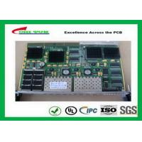 Quality Electronics Components PCB Assembly Service BGA Assembly / Rework Capability for sale
