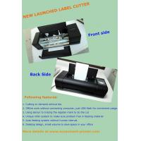 Quality AC 110V A4 Size Auto Sheet Fed Digital Cutter for Short Run Label for sale