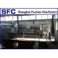 Quality Industrial Fliter Press Sludge Thickening And Dewatering Equipment SS 304 Material for sale