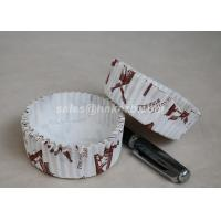 Buy Party / Weeding Custom Printed Baking Cups For Cupcakes / Dessert Polka Dots at wholesale prices