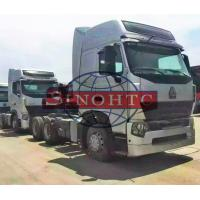 Quality 4x2 / 6x4 Howo Prime MoverPower Assistant LHD / RHD Steering HOWO A7 Cabin for sale