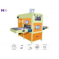 Quality Powder Puff Welding Cutting Equipment 25T Pneumatic Press Auto Slide Table for sale