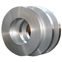 Quality Excellent Thickness 0.1-2.0mm Aluminium Strips For Cable Using , Glass Spacer for sale
