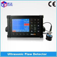 Quality China Digital Automated Calibration Ultrasonic Flaw Detector KUT650 Weld Flaw Detector for sale