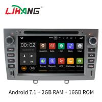Buy cheap MP3 MP4 USB SD Rear Camera Peugeot 308 Dvd Player Built - In Radio Tuner from wholesalers