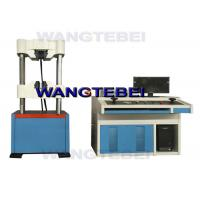 Quality Seat Belt Hydraulic Universal Testing Machine For Bricks With Standard Gauge Length for sale