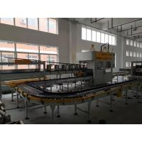Quality Twin Chain Wheel Bottle Case Packer Machines , Fast Speed Case Erector And Packer for sale