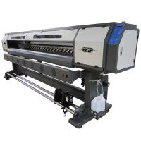 Epson DX5 Print Head 1.8M Eco Solvent Printer For Vinyl / Perforate Window / Banner Printing