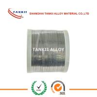 Buy cheap Ni60Cr15 Ni35Cr20 Ni30Cr20 Nickel Chromium Resistance Alloy Nicr Alloy Nicr Flat Wire And Strip from wholesalers