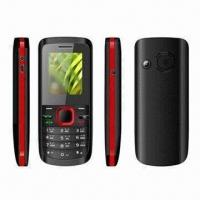 Best Low Cost Dual GSM Powerful Battery Mobile Phones, Internal Memory of 64MB wholesale