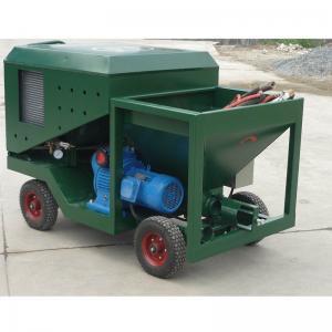 Quality chinacoal10 PTJ-120 Sprayer Machine for sale