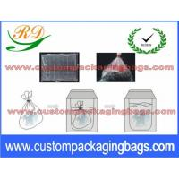 "Quality Fully Biodegradable Water Soluble Plastic Laundry Bags For Hotel 28"" X 39"" for sale"