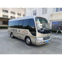 Buy cheap New product Factory directly Quality guarantee 30 seats Diesel Coaster minibus from wholesalers