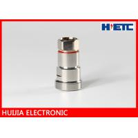 """Quality Electronic RF DIN Type 1/2"""" Feeder Cable Female Antenna Connector Nickel Plated DC 2.5GHz for sale"""