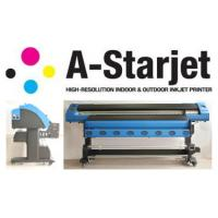 Quality 1.8M model digital large format Printer 1.8M model of A-Starjet 7702 with DX7 print head for sale