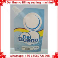 Quality Del Bueno packing machine,automatic filling and capping cover machine for sale