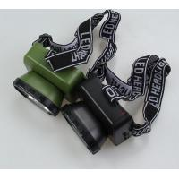 Quality Plastic ABS rechargeable LED headlamp for sale
