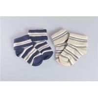 Quality Anti Bacterial Knitted Colorful Cotton Baby Socks With Odor Resistant Material for sale