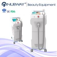 Quality Top Quality Hair Loss Depilator / Stong Cooling Painfree 808nm Diode Laser Hair Remover for sale