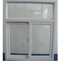 Quality Soundproof Mill Finished Aluminum Window Extrusion Profiles 60 - 80 um Coating for sale