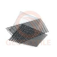 Quality Semi - Vertical Layers Geocomposite Drainage Net For Road 50m Roll Length for sale