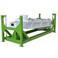 Quality Animal Poultry Wood Pellet Screener Heavy Duty Rotary Screen Low Failure Rate for sale