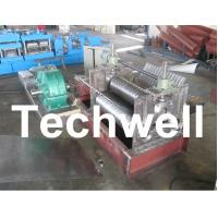 Quality Automatical Steel Corrugated Panel Roll Forming Machine With 8m / min Forming Speed for sale
