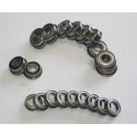 Quality Flange miniature ball bearings F682ZZ 2x5x2.3 Stainless Steel Bearings for sale
