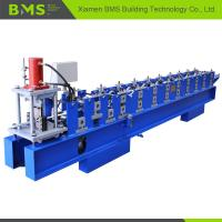 Quality L24x24 Wall Angle Profile Forming Machine , Steel Tile Forming Machine 0.25-0.6mm for sale