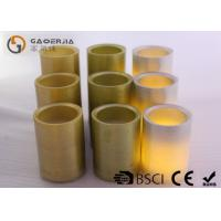 Quality LED candles with painting , Christmas candles , smoke free , flamless candle , Multi Color for sale